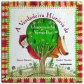 A Verdadeira História de Chapeuzinho Vermelho Brinque Book - 9788574121956