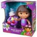 Dora Aventureira e Botas Amigos Splash Fisher - Price
