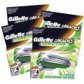 Kit Cartucho de Recarga Mach 3 Power Sensitive - Gillette