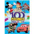 100 Paginas para Colorir - Meninos - Disney Bicho Esperto